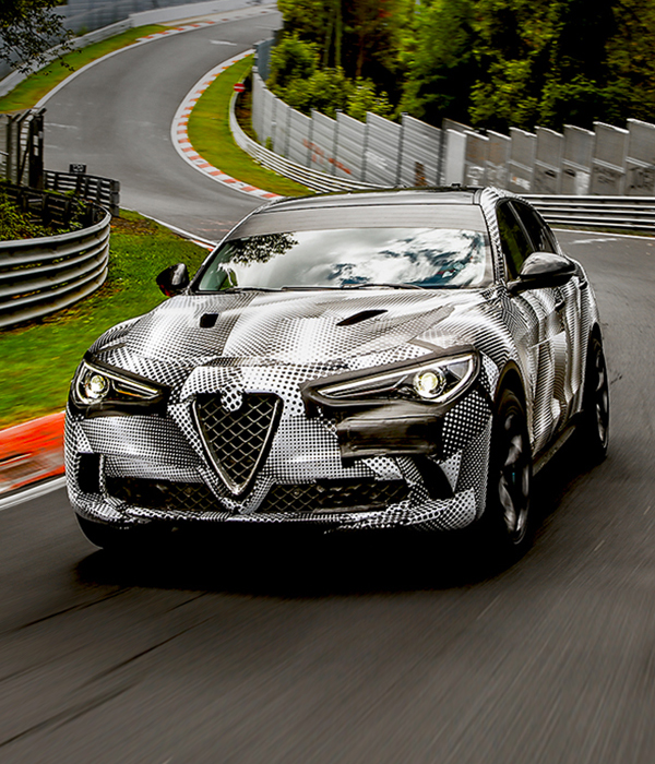 Alfa Romeo World
