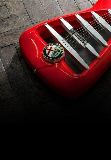 Alfa Romeo MiTo Electric Guitar