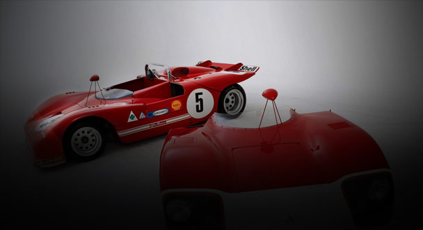 Alfa Romeo Goodwood Greats – Alfa Tipo 33/3