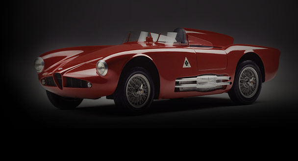 "Alfa Romeo takes the scene at the ""Goodwood Festival of Speed 2014"""